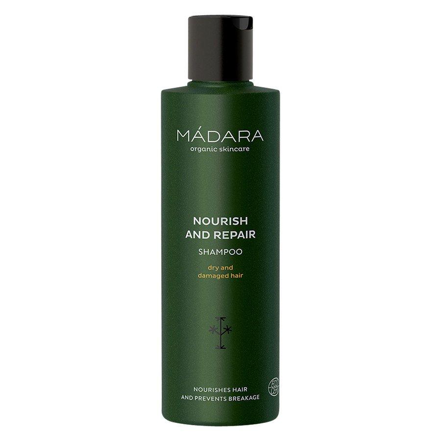 Mádara Nourish And Repair Shampoo 250ml