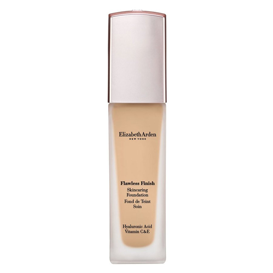 Elizabeth Arden Flawless Finish Skincaring Foundation, 130W 30ml