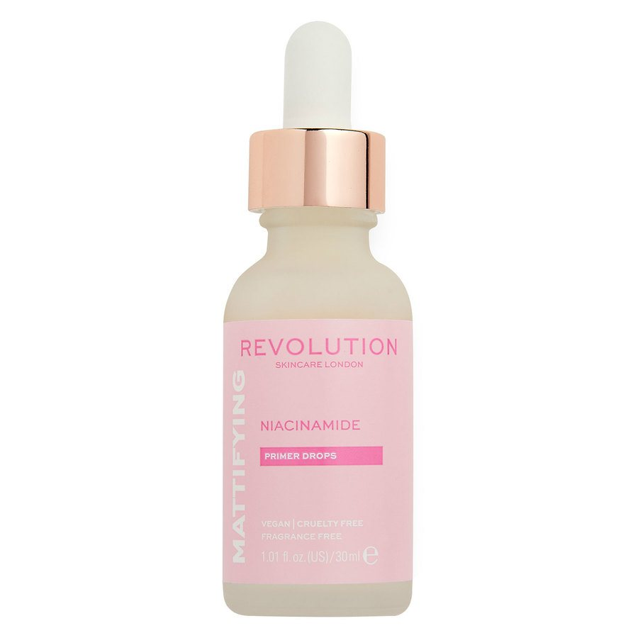 Revolution Skincare Niacinamide Mattifying Priming Drops 30 ml