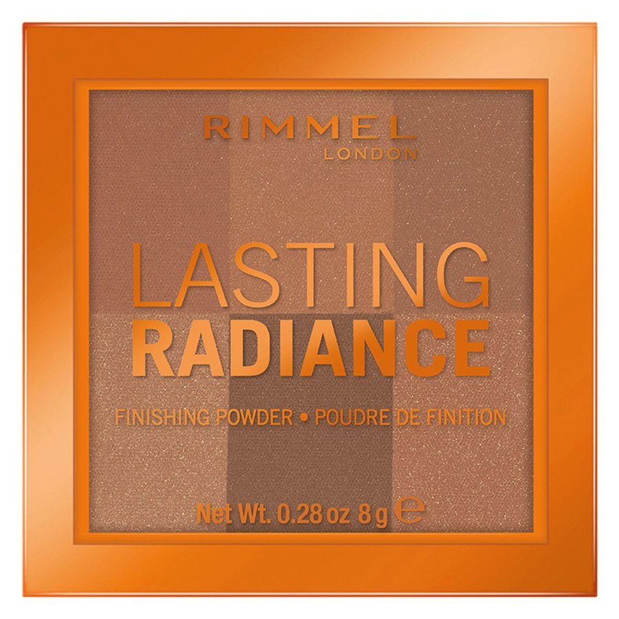 Rimmel London Lasting Radiance Powder, # 003 Espresso (8 g)