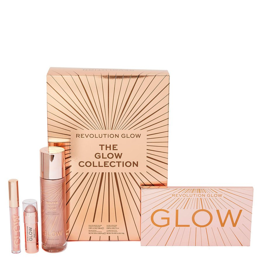 Makeup Revolution The Glow Collection