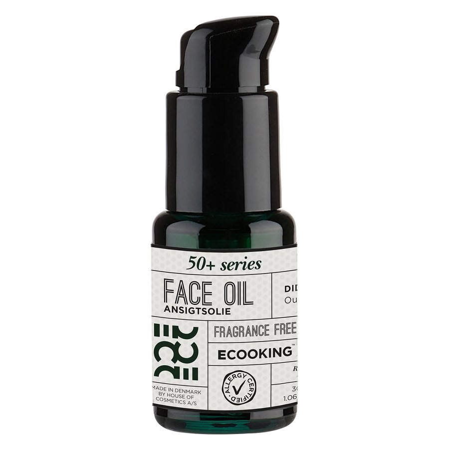 Ecooking 50+ Face Oil 30 ml