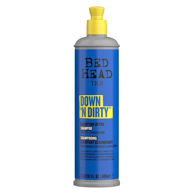 Tigi Bedhead Down N' Dirty Shampoo 400 ml