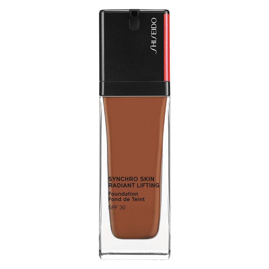 Shiseido Synchro Skin Radiant Lifting Foundation SPF30, 530 Henna 30 ml