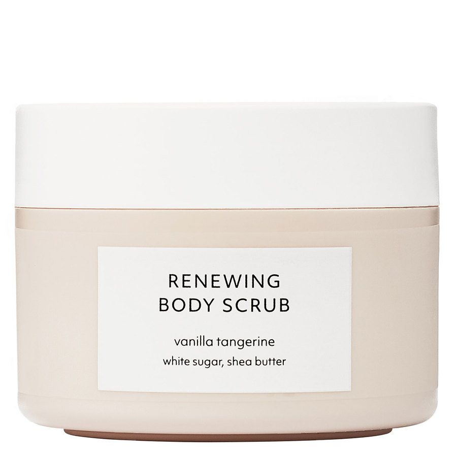 Estelle & Thild Vanilla Tangerine Renewing Body Scrub 200g