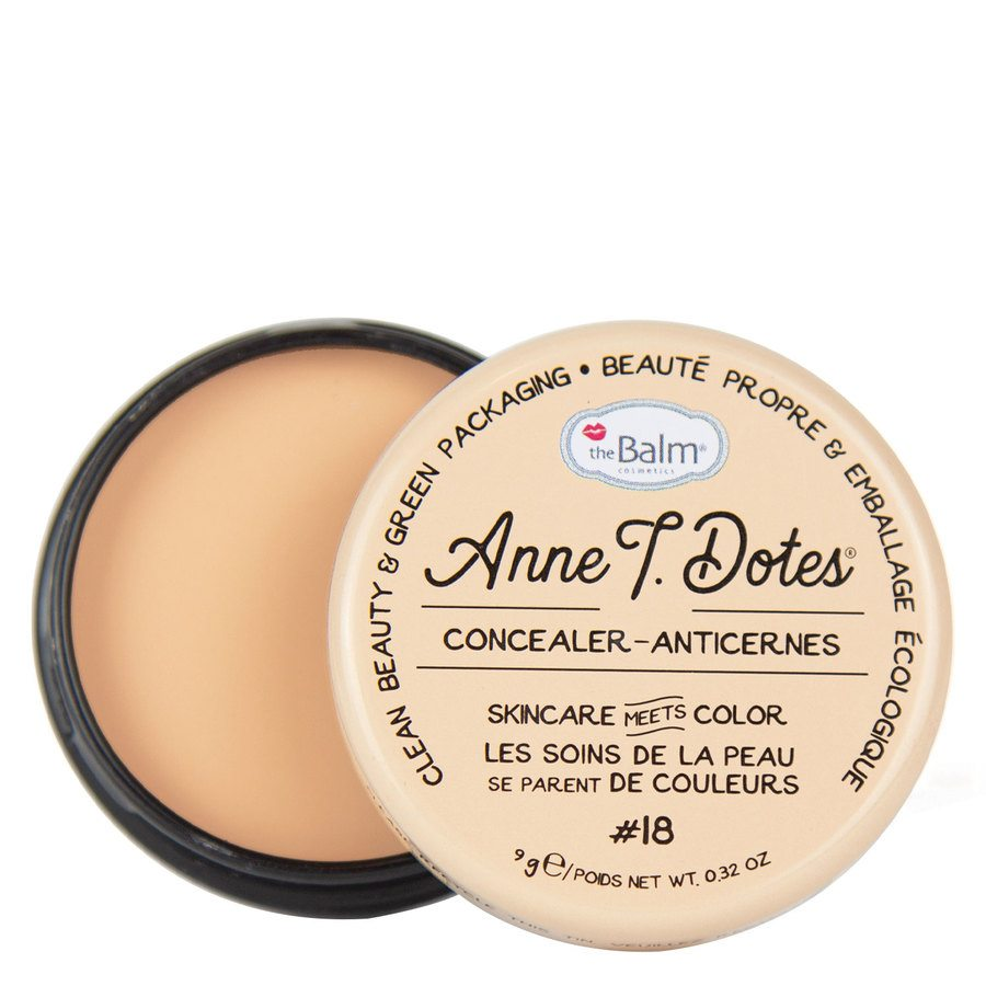 theBalm Anne T. Dote Concealer, Light Medium #18 9 g