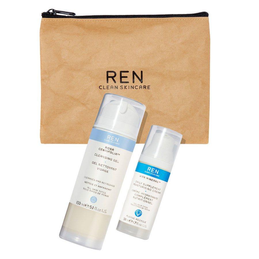 REN Clean Skincare Gift Set Vita Mineral