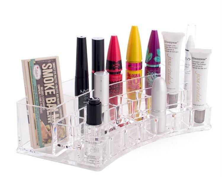 Shelas Curved Cosmetic Organiser – Kosmetik-Organizer