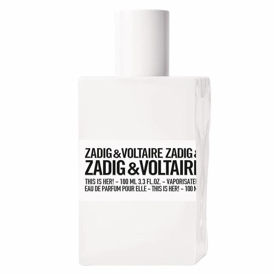 Zadig & Voltaire This Is Her Eau De Parfum (100 ml)