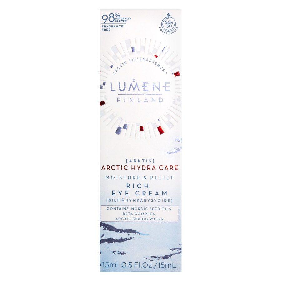 Lumene Arctic Hydra Care Moisture & Relief Rich Eye Cream 15ml