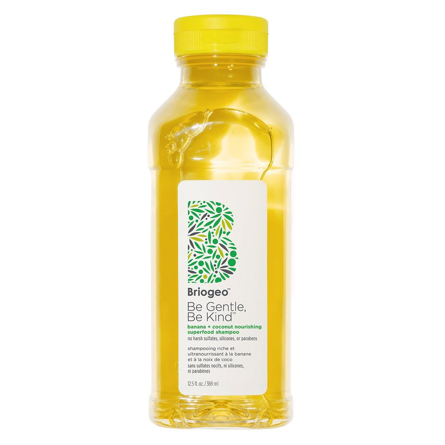 Briogeo Be Gentle, Be Kind™ Banana + Coconut Nourishing Superfood Shampoo (369 ml)
