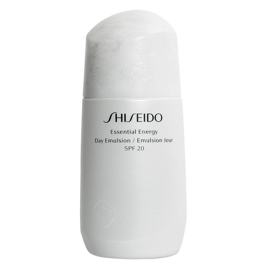 Shiseido Essential Energy Day Emulsion SPF20 (75 ml)