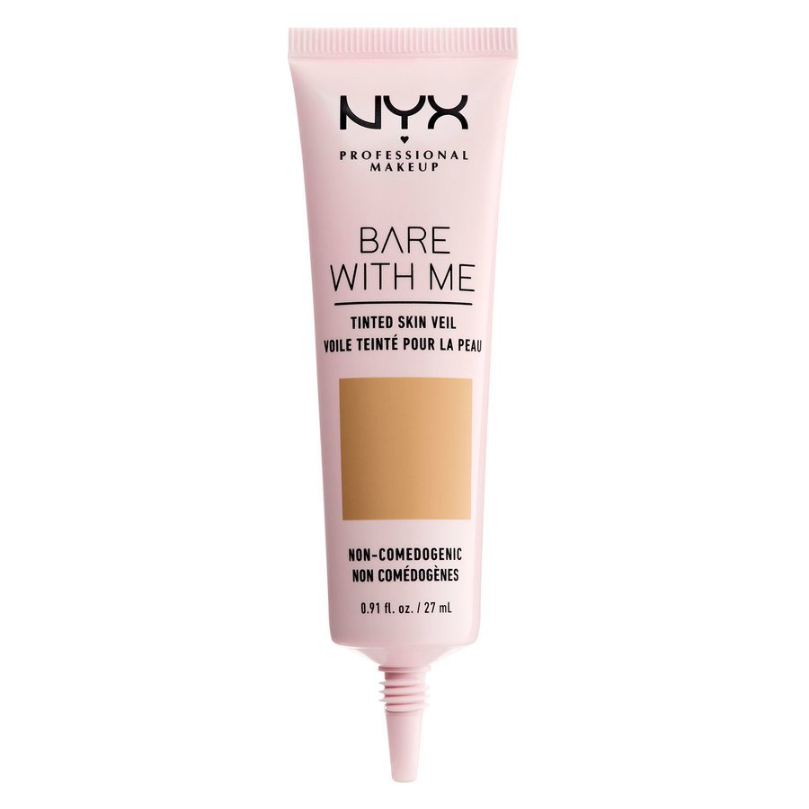 NYX Professional Makeup Bare With Me Tinted Skin Veil Beige Camel 27ml