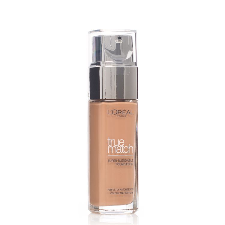L'Oréal Paris True Match Liquid Foundation (30 ml), 2N Vanilla