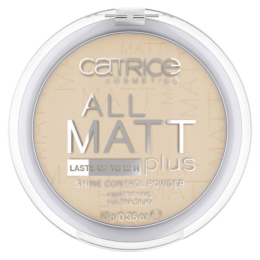 Catrice All Matt Plus Shine Control Powder, 028 Honey Beige 10 g