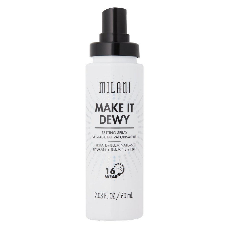 Milani Make It Dewy Spray Hydrate + Illuminate + Set
