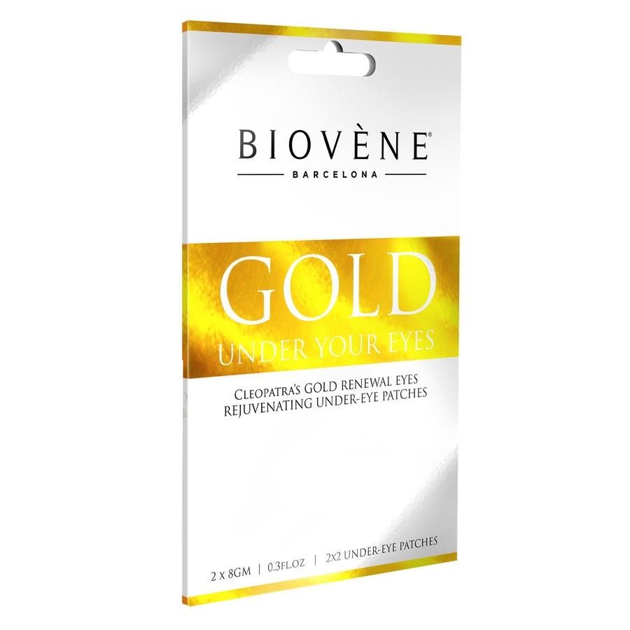 Biovène Cleopatra's Gold Renewal Under-Eye Patches 10Stück