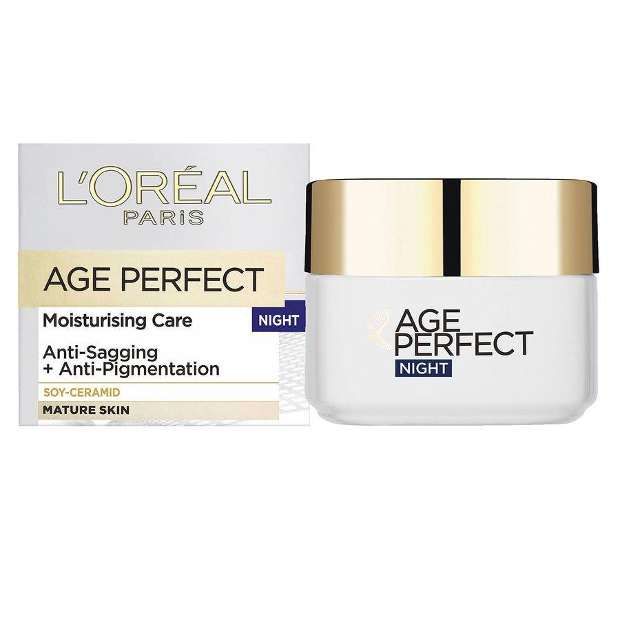 L'Oréal Paris Age Perfect Anti-Ageing Night Cream (50 ml)