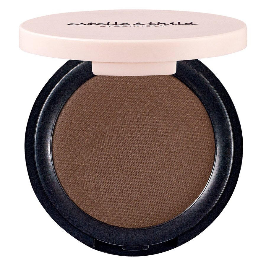 Estelle & Thild BioMineral Silky Eyeshadow, Cocoa (3g)