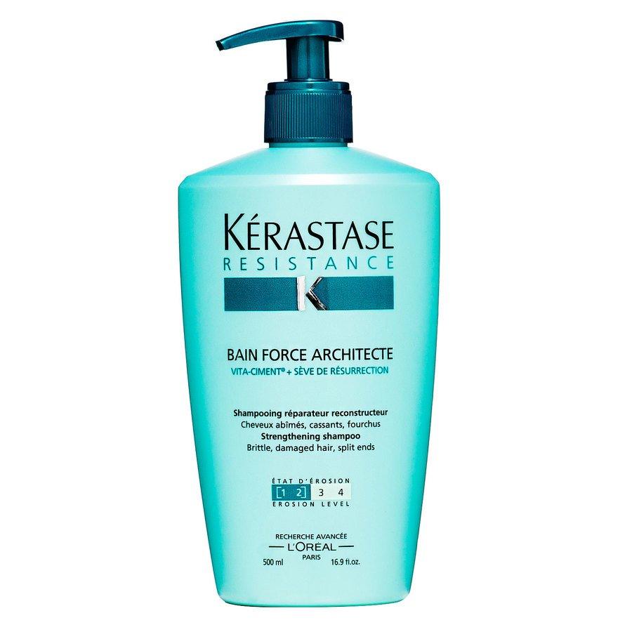 Kérastase Resistance Bain Force Architecte Shampoo (500ml)