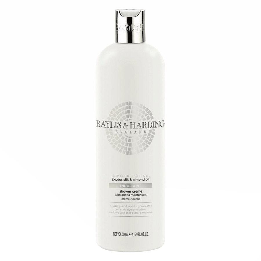 Baylis & Harding Shower Cream (500ml), Jojoba, Silk & Almond Oil