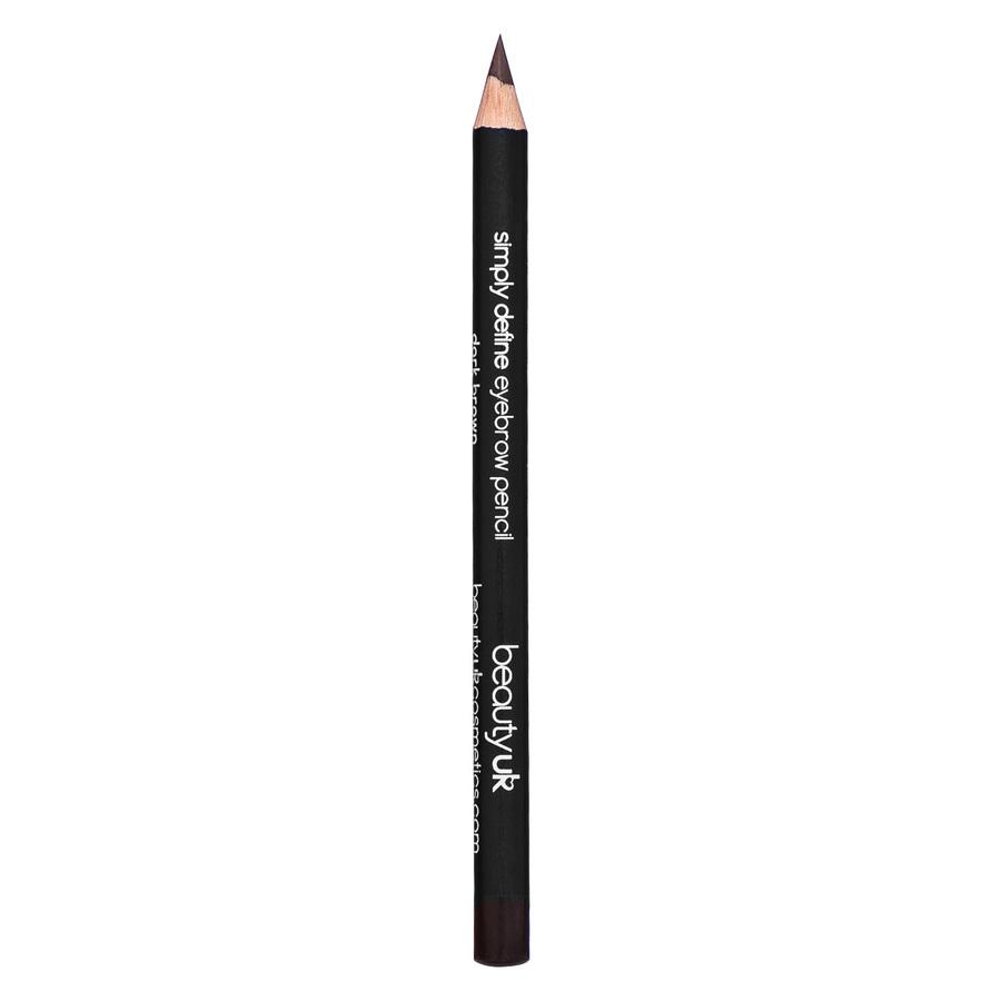 Beauty UK Brow Pencil, Dunkelbraun