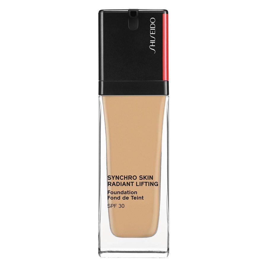 Shiseido Synchro Skin Radiant Lifting Foundation SPF30, 330 Bamboo 30 ml