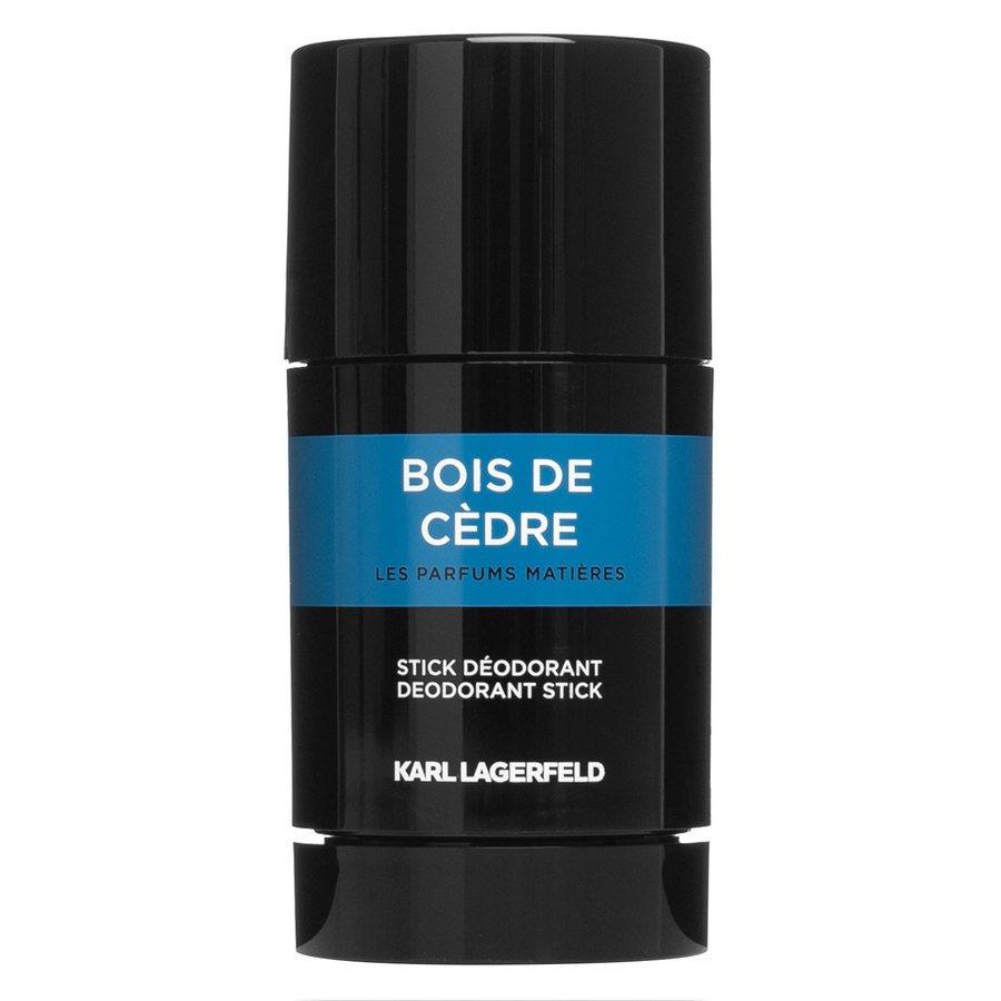 Karl Lagerfeld Bois De Cèdre Men Deodorant Stick (75 g)