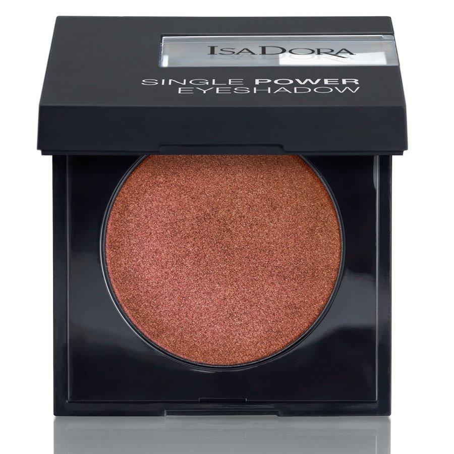 IsaDora Single Power Eyeshadow, 09 Copper Coin 2,2 g