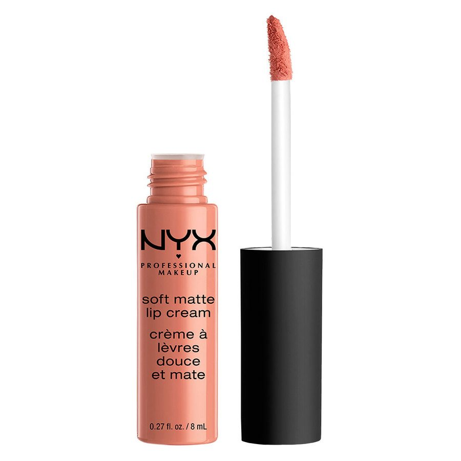 NYX Professional Makeup Soft Matte Lip Cream, Stockholm