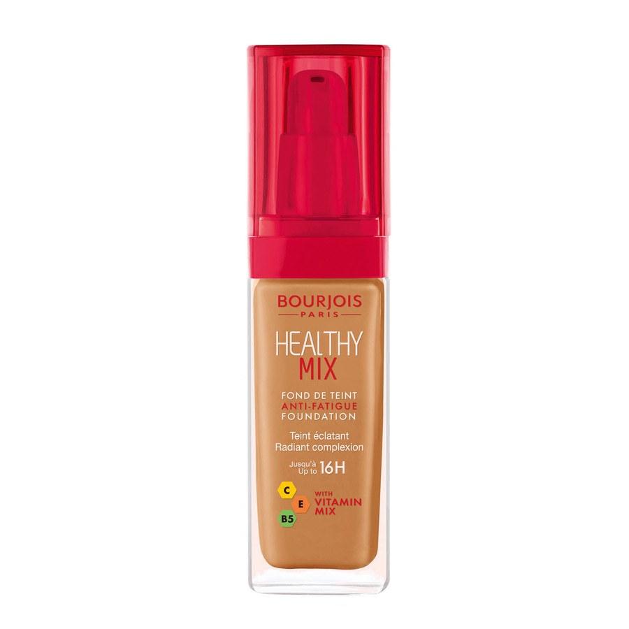 Bourjois Healthy Mix Anti-Fatigue Foundation, 58 Caramel (30 ml)