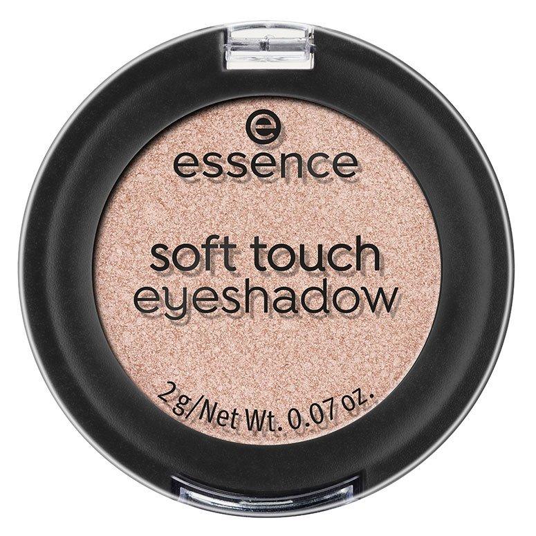 Essence Soft Touch Eyeshadow, 02 Champagne 2 g