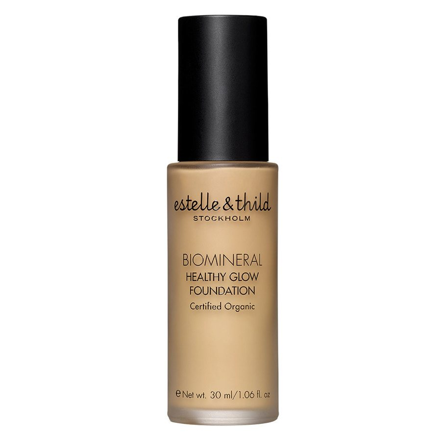 Estelle & Thild BioMineral Healthy Glow Foundation, #125 (30 ml)