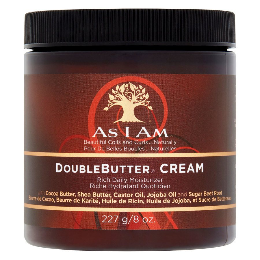 As I Am DoubleButter Cream 237 ml