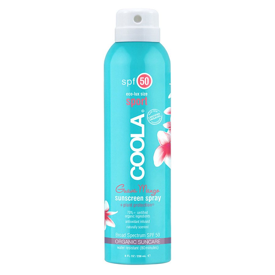 Coola Spray SPF50, Guava Mango (236 ml)