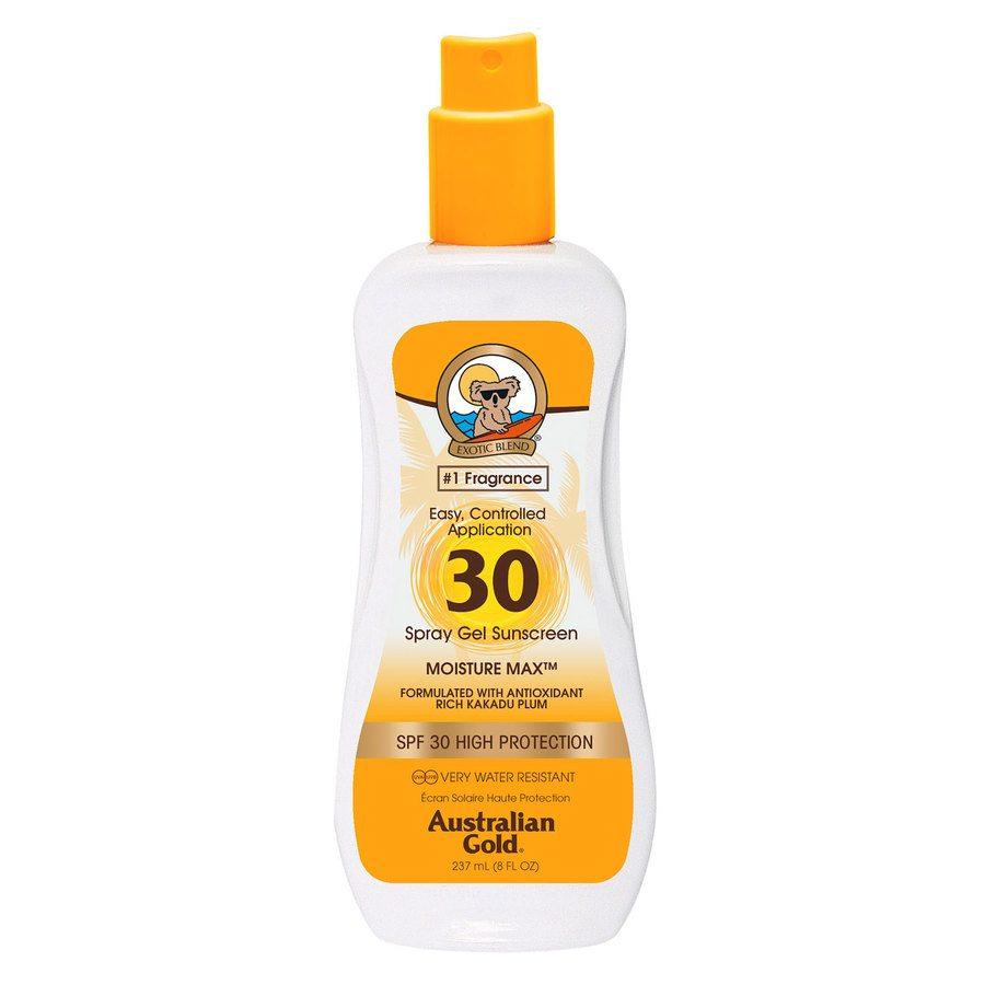 Australian Gold Spray Gel SPF 30 (237 ml)