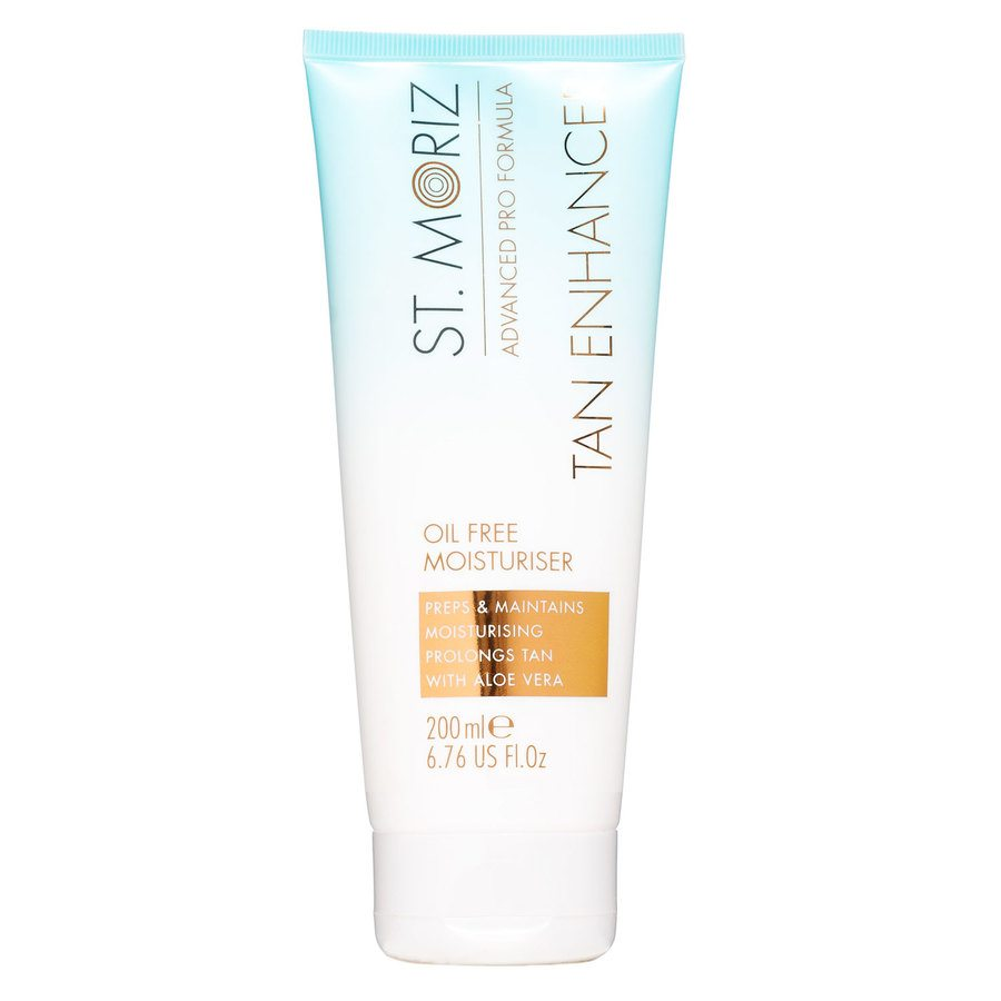 St. Moriz Advanced Pro Formula Tan En hancer Oil Free Moisturiser (200 ml)