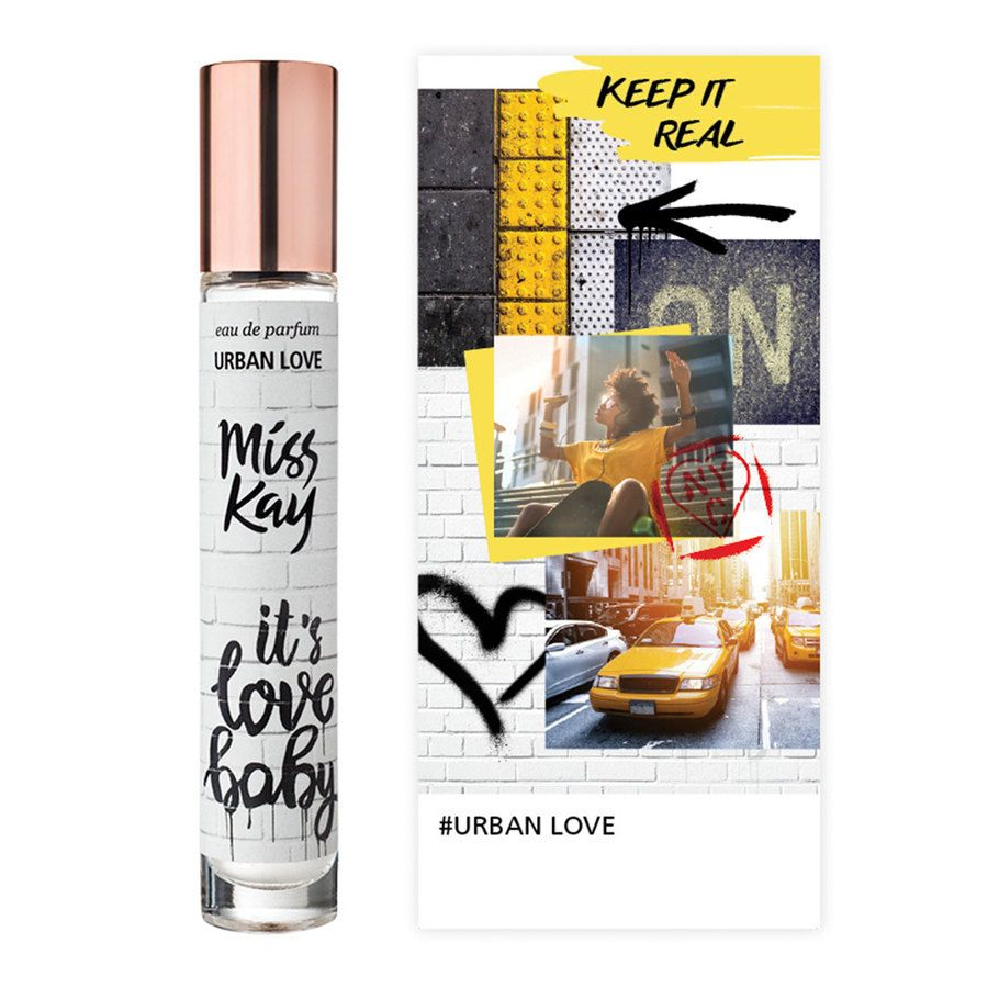 Miss Kay Urban Love Eau De Parfum (25 ml)