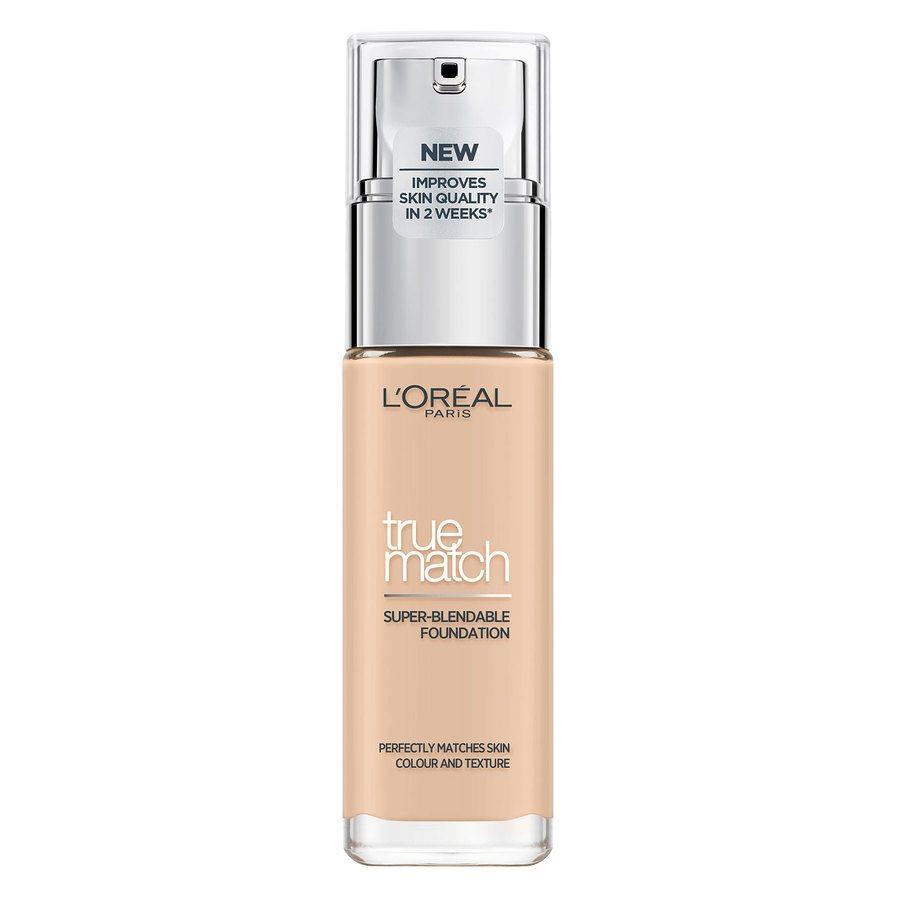 L'Oréal Paris True Match Liquid 1N Ivory 30ml