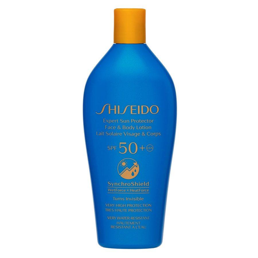 Shiseido Expert Sun Protector Face and Body Lotion SPF50 + 300 ml