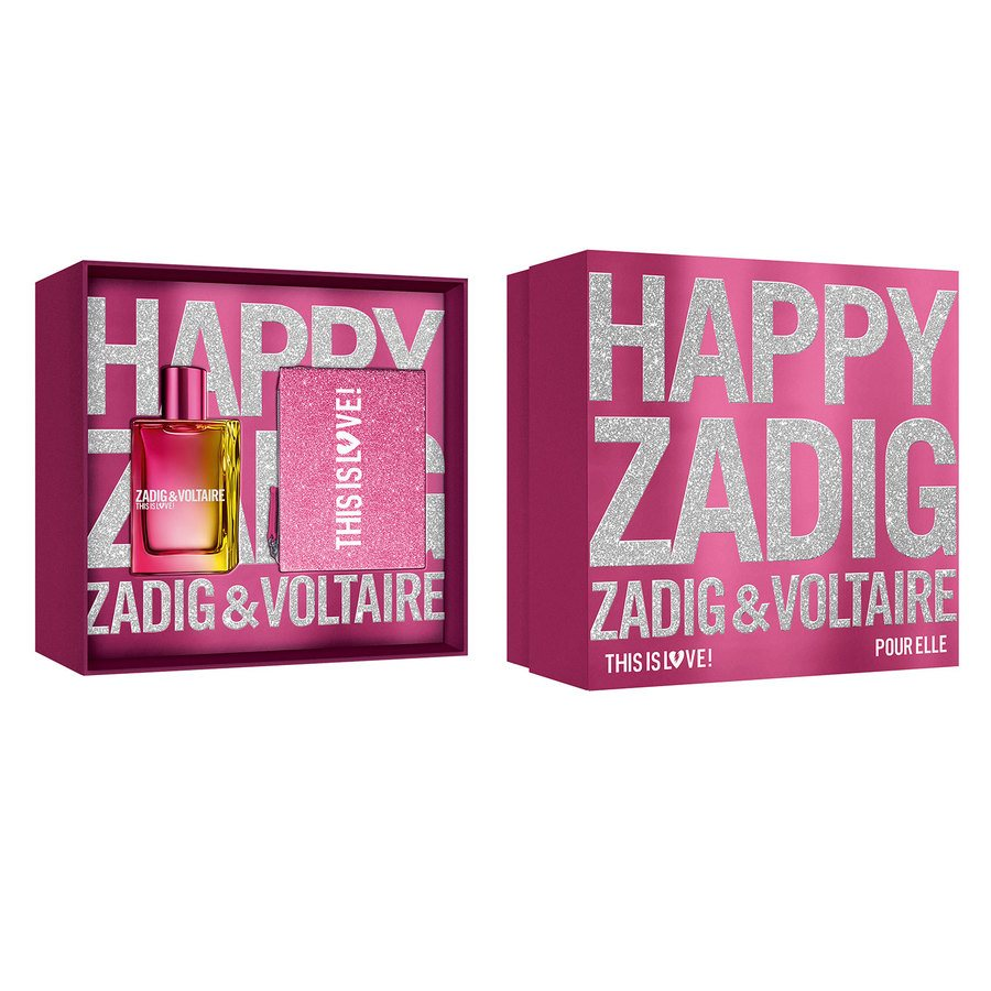 Zadig & Voltaire This Is Love For Elle Gift Set