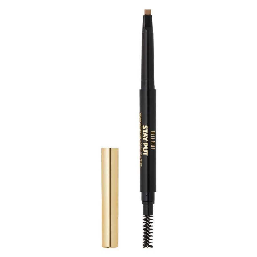 Milani Stay Put Brow Sculpting Mechanical Pencil, Soft Brown