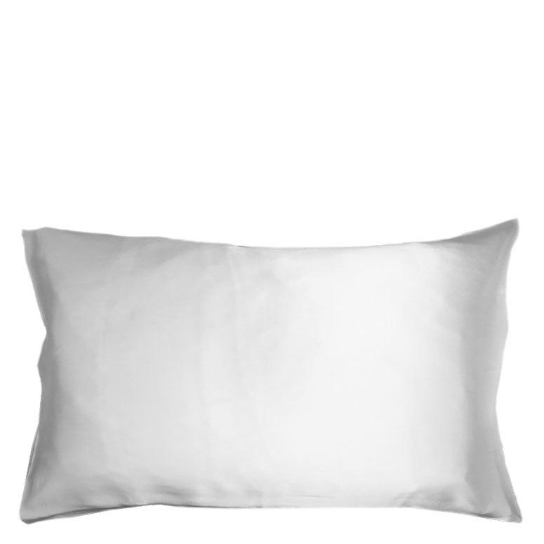 Soft Cloud Maulbeerseide Kissenbezug 40x80, weiß