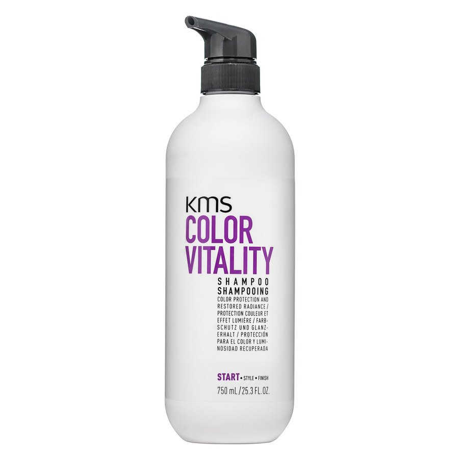 KMS Color Vitality Shampoo (750 ml)