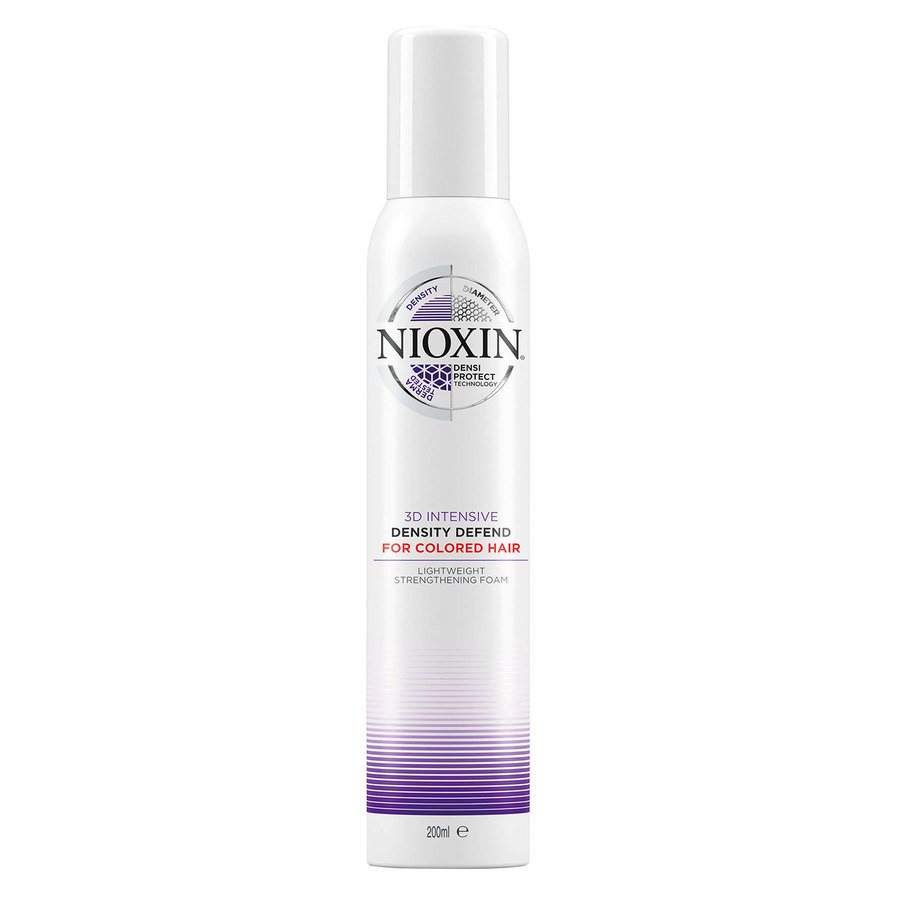 Nioxin 3D Intensive Density Defend For Colored Hair (200 ml)