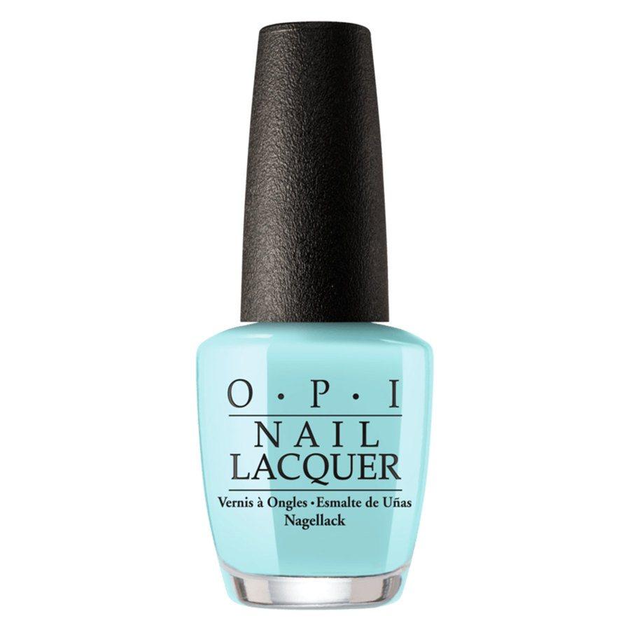 OPI Nail Polish, Suzi Without A Paddle NLF88