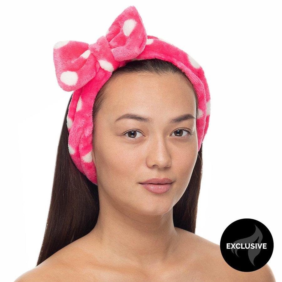 Shelas Makeup Headband, Dots