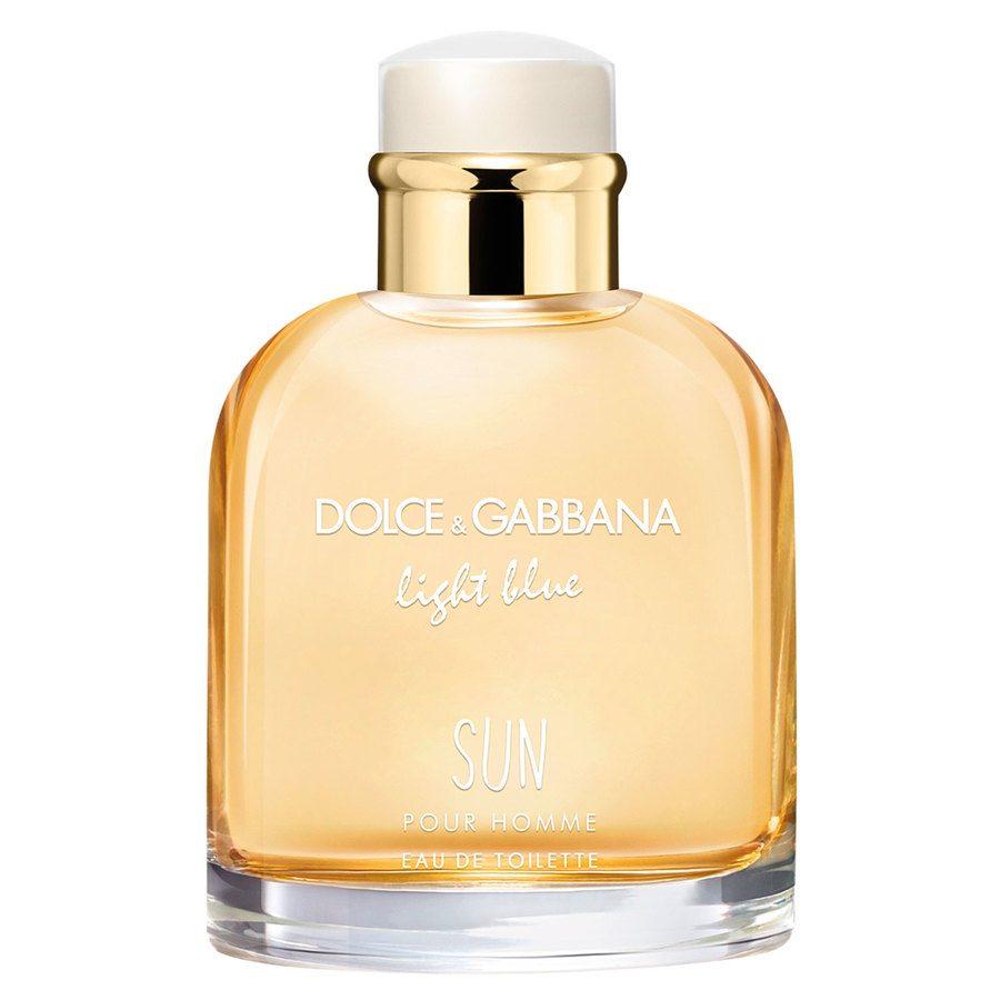 Dolce & Gabbana Light Blue Sun Pour Homme Eau De Toilette (125ml)