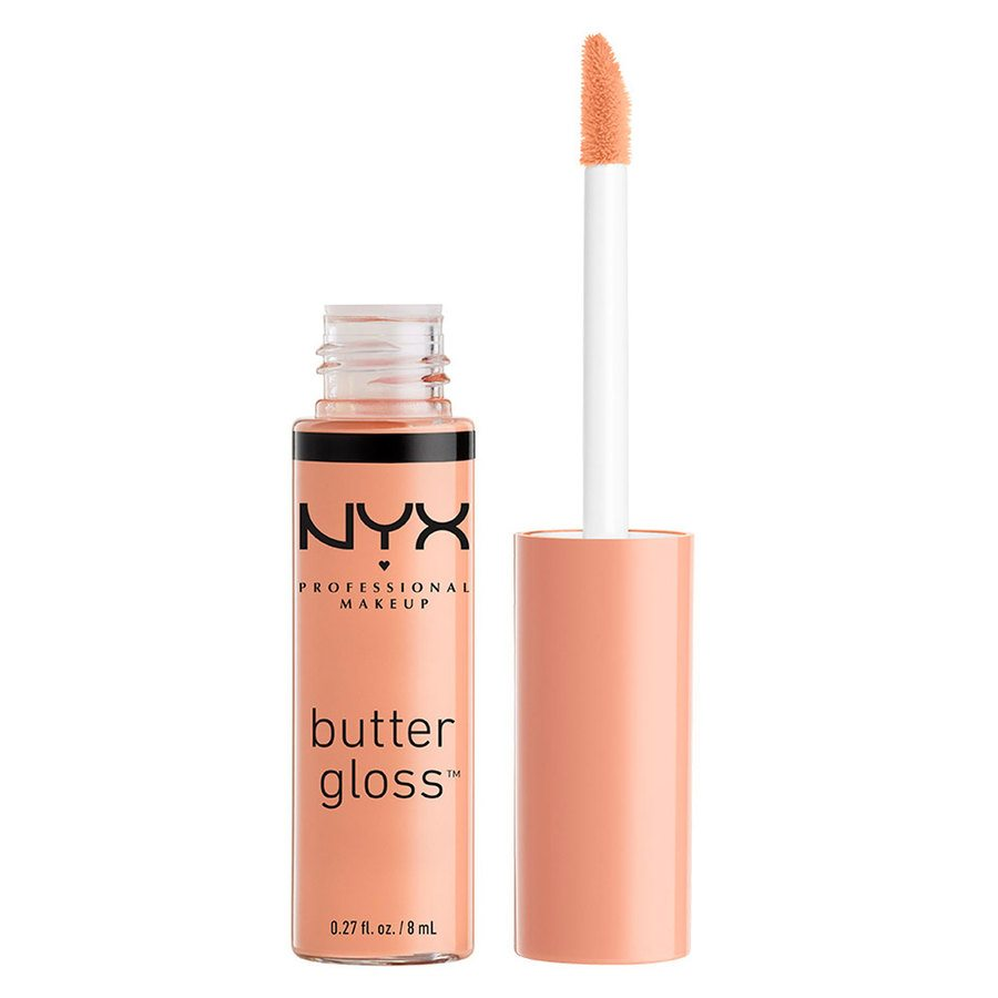 NYX Professional Makeup Butter Gloss (8 ml), Fortune Cookie