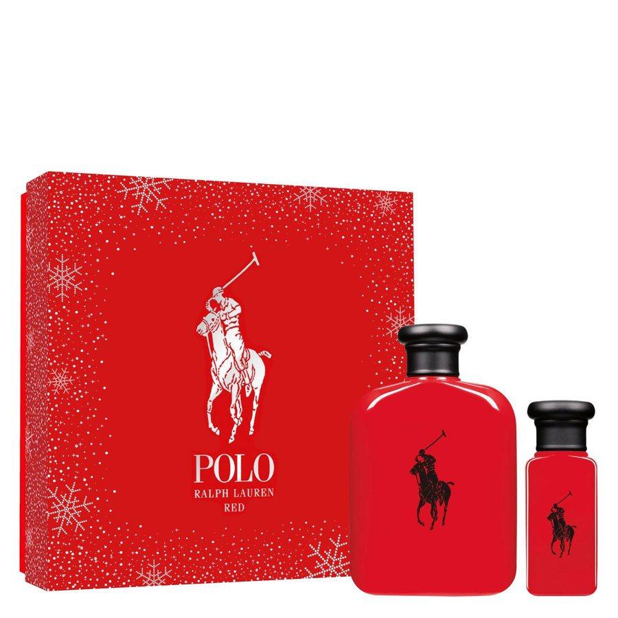 Ralph Lauren Polo Red Eau De Toilette Gift Set 2020
